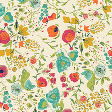 Abloom Fusion Budquette Abloom Rayon - Art Gallery Fabrics Per Metre