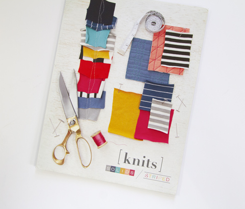 Knits Colour Card by Art Gallery Fabrics