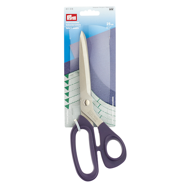 Prym Professional Tailers Shears 9 1/2in 25cm