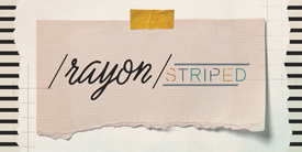 Stripes In Rayon