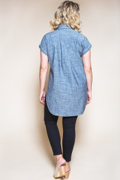 Kalle Shirt & Dress By Closet Core Patterns