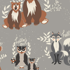 Oh Hello Fog from Hello Bear Designed By Bonnie Christine