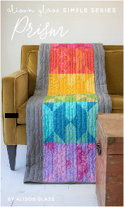 Prism Quilt Pattern By Alison Glass