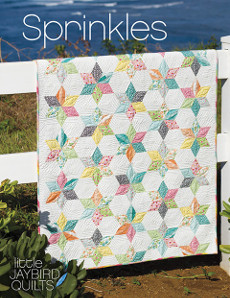 Sprinkles Baby Quilt - Jaybird Quilts Patterns