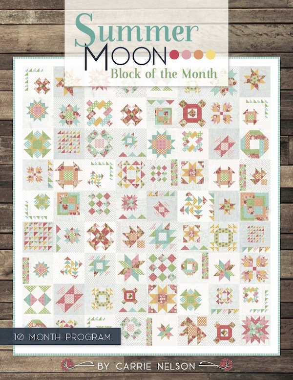 Summer Moon Book by Carrie Nelson