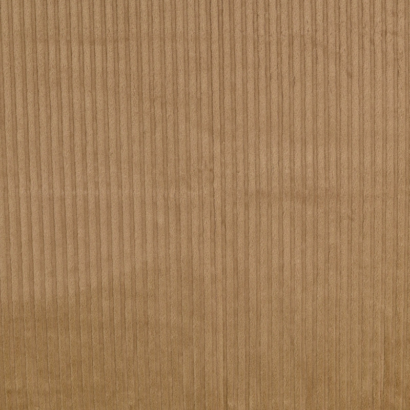 Danbury Taupe Chunky Needlecord Fabric