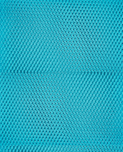 Mesh Fabric Parrot Blue 18in x 54in (45cm x 137cm) pack