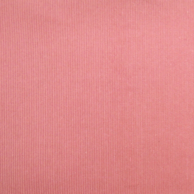 Hartford Dusky Pink Fine Stretch Needlecord Fabric